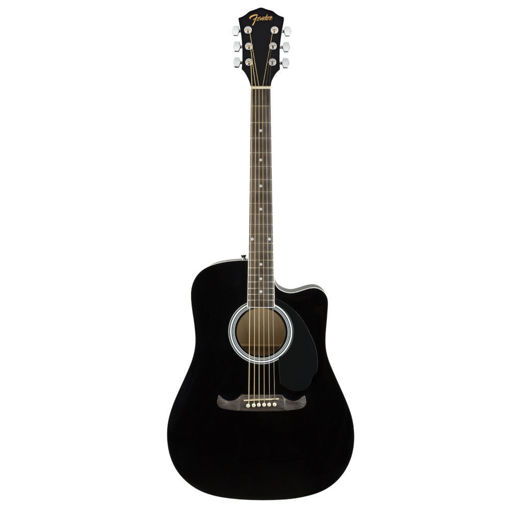 Picture of FENDER FA-125CE BK