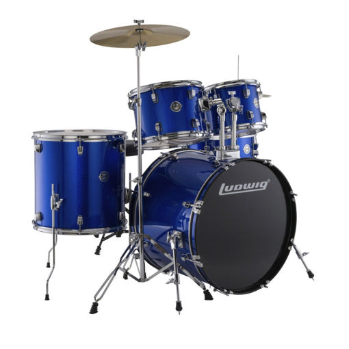 Picture of Ludwig Accent Fuse Blue