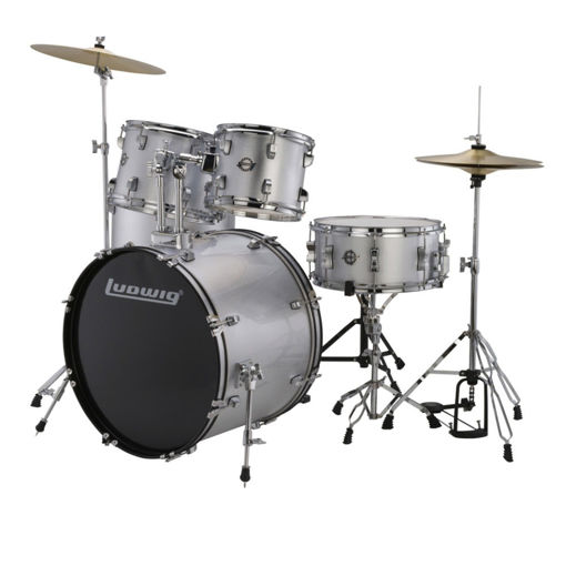 Picture of Ludwig Accent Drive Silver