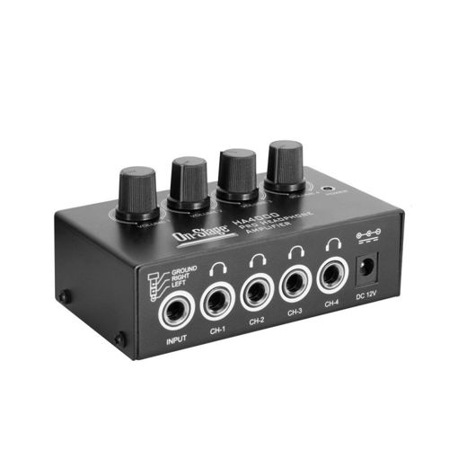 Picture of Headphone Amp On Stage HA4000